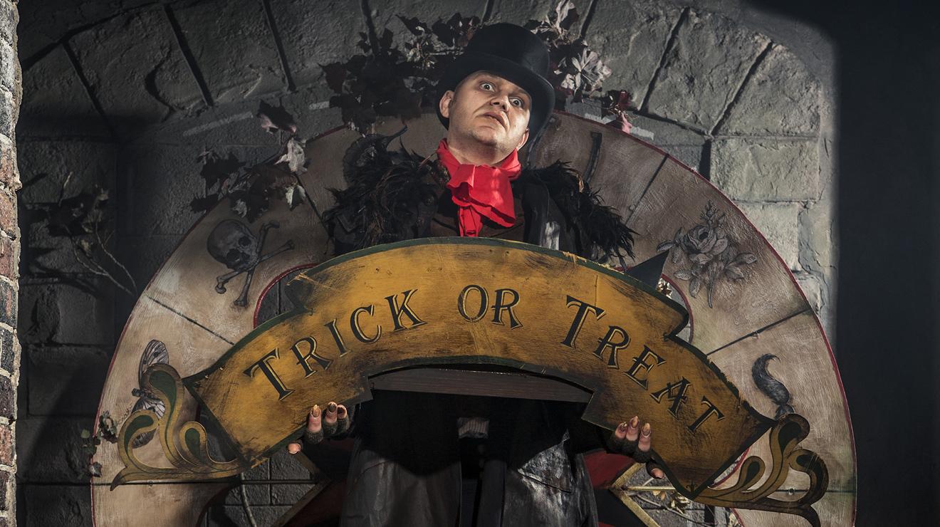 Halloween Londra.Manca Poco Alla Notte Piu Terrificante Dell Anno Halloween A Londra